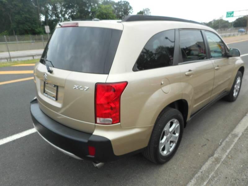 2008 Suzuki XL7 Luxury 4dr SUV 7 Passenger: 2008 Suzuki XL7 Luxury 4dr SUV 7 Passenger 136481 Miles Gold SUV 3.6L V6 Automat