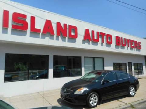 2008 Nissan Altima for sale in West Babylon, NY