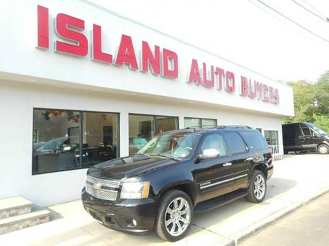 2009 Chevrolet Tahoe for sale in West Babylon, NY