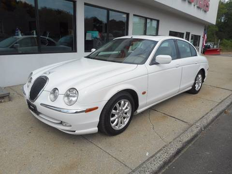 2001 Jaguar S-Type for sale in West Babylon, NY