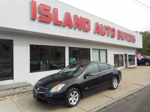 2008 Nissan Altima Hybrid for sale in West Babylon, NY