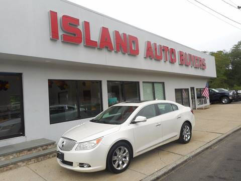2010 Buick LaCrosse for sale in West Babylon, NY