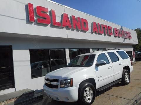 2007 Chevrolet Tahoe for sale in West Babylon, NY