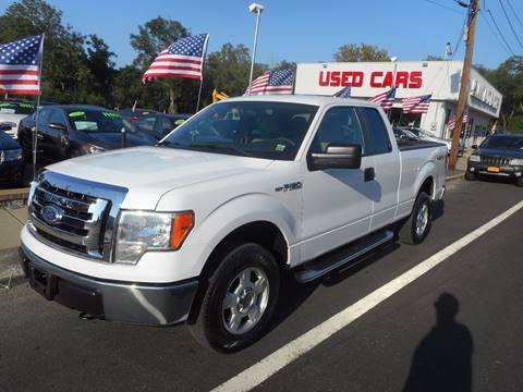 2010 Ford F-150 for sale in West Babylon, NY