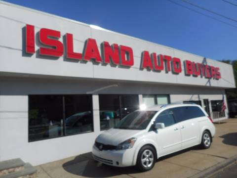 2009 Nissan Quest for sale in West Babylon, NY