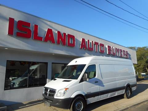 2008 Dodge Sprinter Cargo for sale in West Babylon, NY