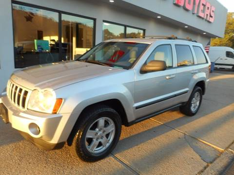 2007 Jeep Grand Cherokee for sale in West Babylon, NY