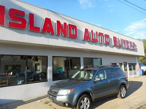 2009 Subaru Forester for sale in West Babylon, NY