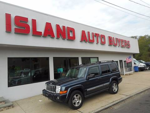 2010 Jeep Commander for sale in West Babylon, NY
