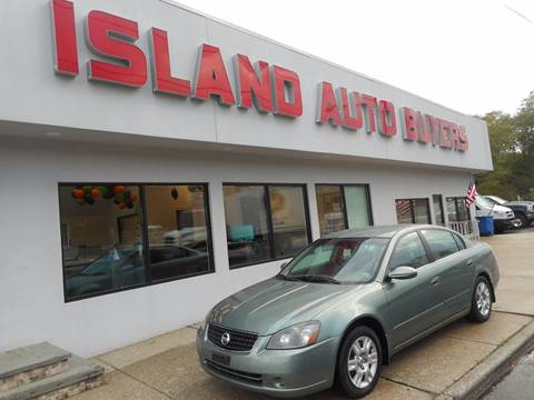 2006 Nissan Altima for sale in West Babylon, NY
