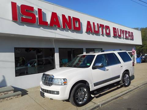 2010 Lincoln Navigator for sale in West Babylon, NY