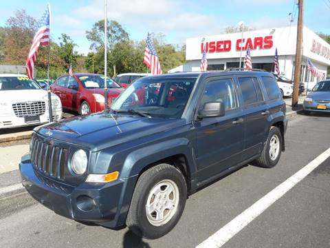 2007 Jeep Patriot for sale in West Babylon, NY