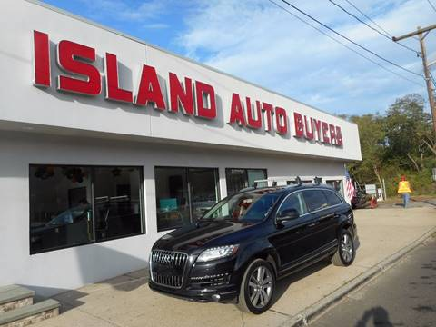 2012 Audi Q7 for sale in West Babylon, NY