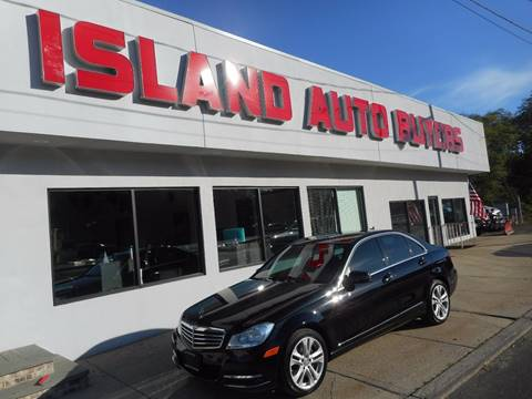2013 Mercedes-Benz C-Class for sale in West Babylon, NY