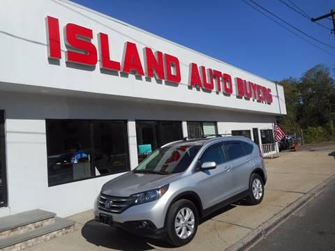 2013 Honda CR-V for sale in West Babylon, NY
