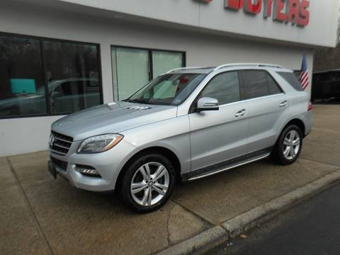 2014 Mercedes-Benz M-Class for sale in West Babylon, NY
