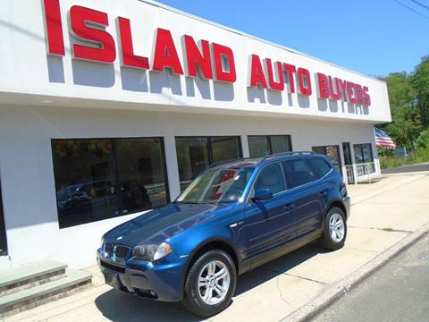 2006 BMW X3 for sale in West Babylon, NY
