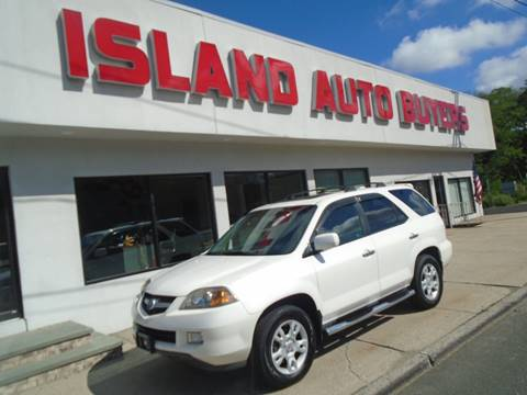 Acura MDX For Sale In Erie PA Carsforsalecom - 2006 acura mdx for sale