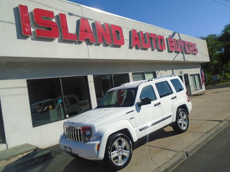 2012 Jeep Liberty 4x4 Jet Edition 4dr SUV   West Babylon NY