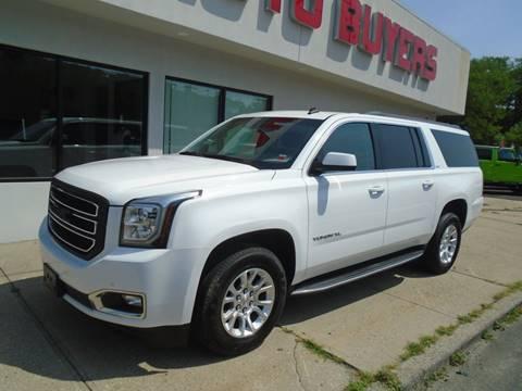 2015 GMC Yukon XL for sale in West Babylon, NY