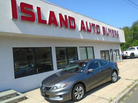 2011 Honda Accord for sale in West Babylon, NY