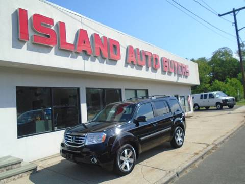 2012 Honda Pilot for sale in West Babylon, NY
