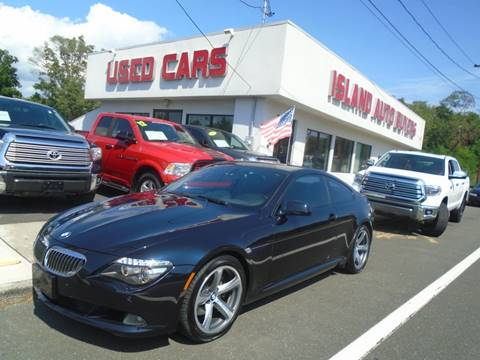 2010 BMW 6 Series for sale in West Babylon, NY