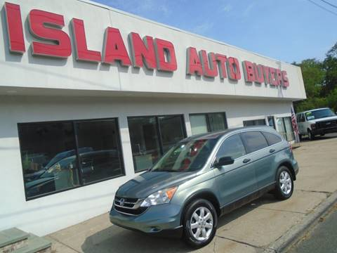 2011 Honda CR-V for sale in West Babylon, NY