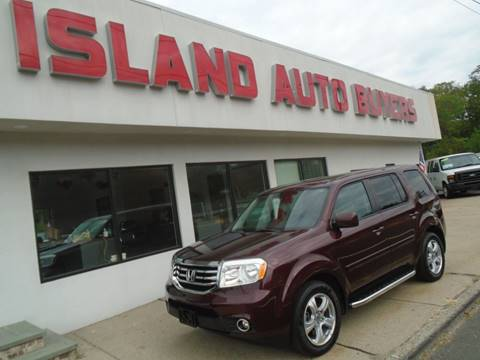 2015 Honda Pilot for sale in West Babylon, NY