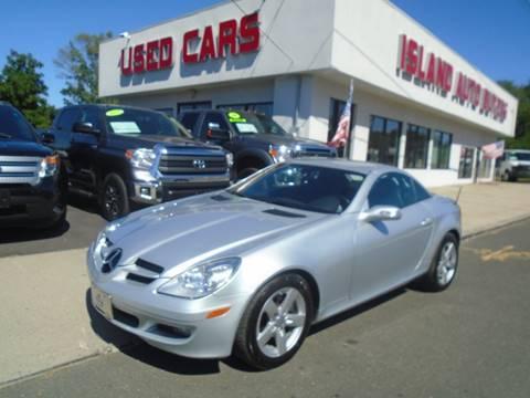 2008 Mercedes-Benz SLK for sale in West Babylon, NY