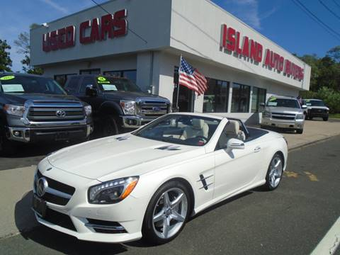 2013 Mercedes-Benz SL-Class for sale in West Babylon, NY