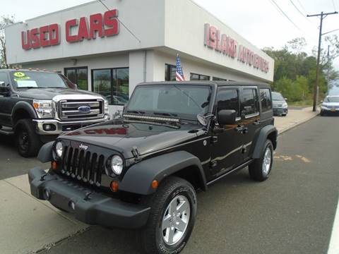 2013 Jeep Wrangler Unlimited for sale in West Babylon, NY