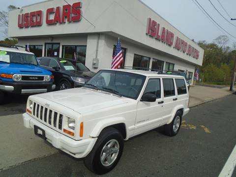 1999 Jeep Cherokee for sale in West Babylon, NY