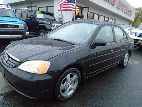 2001 Honda Civic for sale in West Babylon, NY