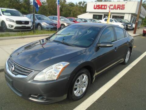 2010 Nissan Altima for sale at Island Auto Buyers in West Babylon NY