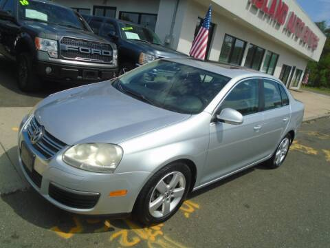 2009 Volkswagen Jetta for sale at Island Auto Buyers in West Babylon NY