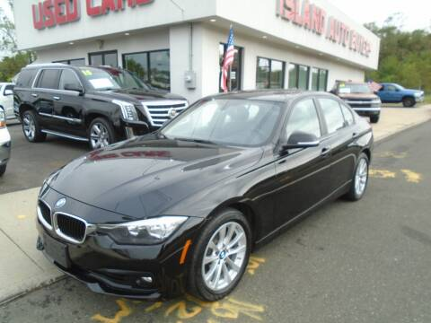 2016 BMW 3 Series for sale at Island Auto Buyers in West Babylon NY