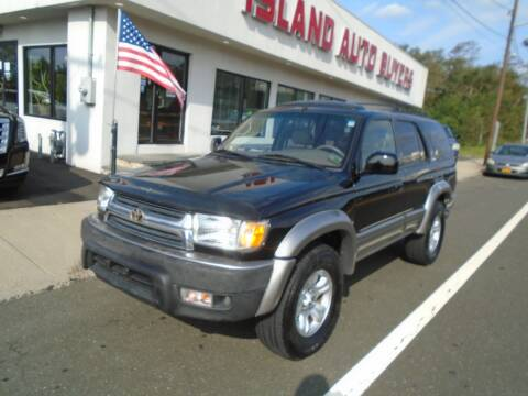 2001 Toyota 4Runner for sale at Island Auto Buyers in West Babylon NY