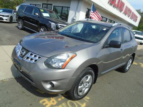 2014 Nissan Rogue Select for sale at Island Auto Buyers in West Babylon NY