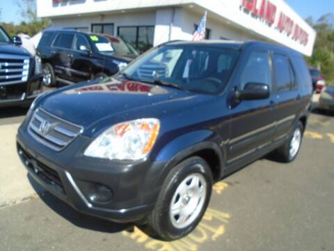 2006 Honda CR-V for sale at Island Auto Buyers in West Babylon NY
