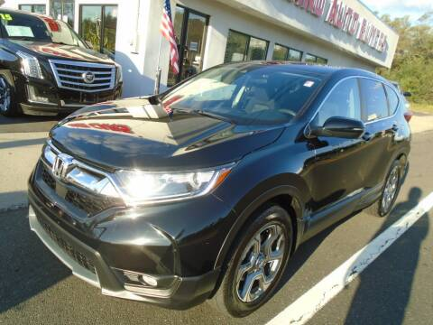2017 Honda CR-V for sale at Island Auto Buyers in West Babylon NY
