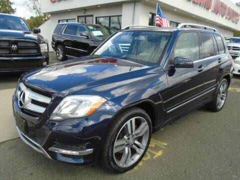 2013 Mercedes-Benz GLK for sale at Island Auto Buyers in West Babylon NY