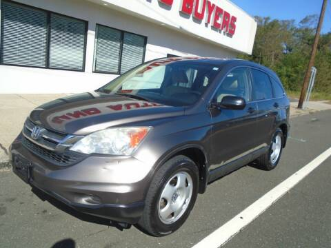 2010 Honda CR-V for sale at Island Auto Buyers in West Babylon NY