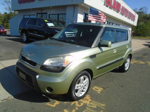 2010 Kia Soul for sale at Island Auto Buyers in West Babylon NY