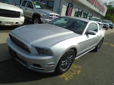 2014 Ford Mustang for sale at Island Auto Buyers in West Babylon NY