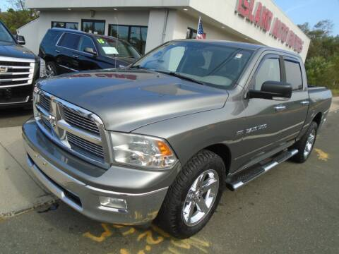 2011 RAM Ram Pickup 1500 for sale at Island Auto Buyers in West Babylon NY