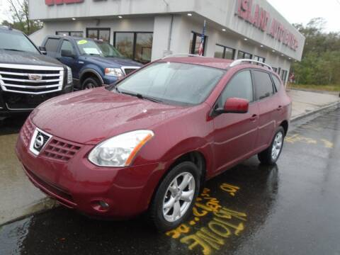 2008 Nissan Rogue for sale at Island Auto Buyers in West Babylon NY