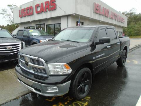 2012 RAM Ram Pickup 1500 for sale at Island Auto Buyers in West Babylon NY