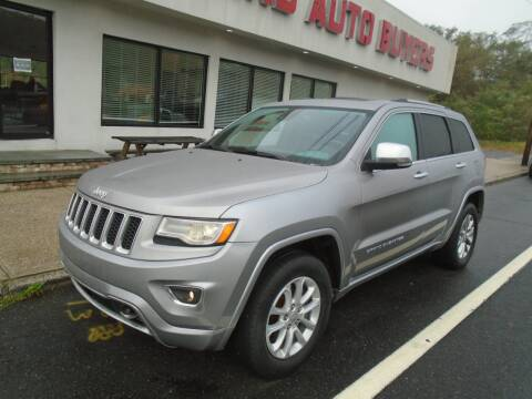 2014 Jeep Grand Cherokee for sale at Island Auto Buyers in West Babylon NY
