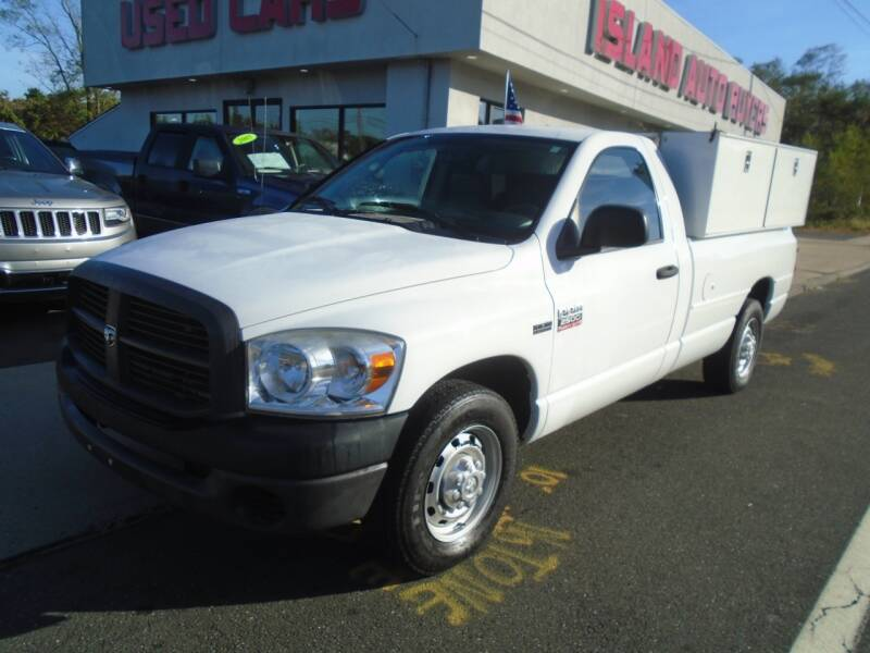 2008 Dodge Ram Pickup 2500 for sale at Island Auto Buyers in West Babylon NY
